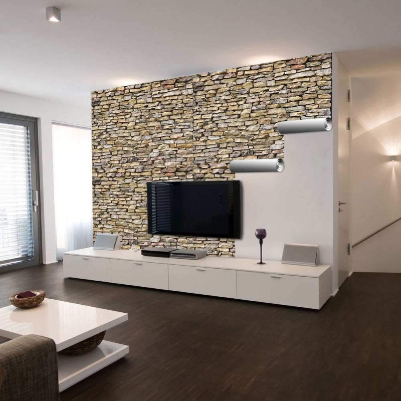 Wandverkleidung Stein Wohnzimmer Reizend 50 Tolle Von von Wandverkleidung Ideen Wohnzimmer Photo