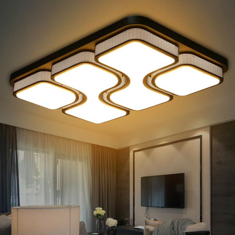Weiß 24W Led Deckenlampe Flurleuchte Deckenleuchte von Deckenleuchte Wohnzimmer Led Modern Bild