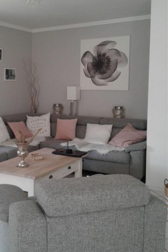 Weiß Von Esszimmerstühle Grau Weiss  Wohnzimmer Planen von Wohnzimmer Deko Grau Weiß Bild