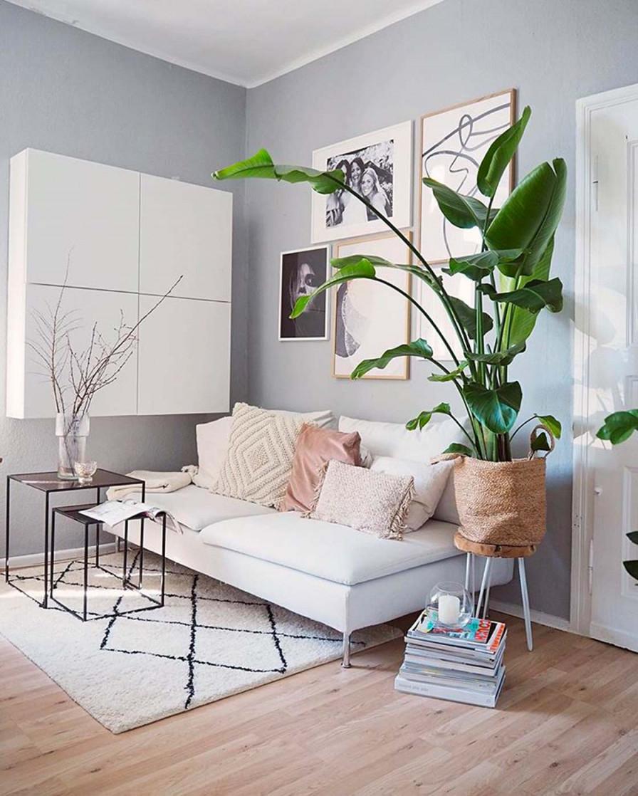 Wie Kann Ich Mein Dunkles Wohnzimmer Heller Gestalten von Bilder Im Wohnzimmer Photo