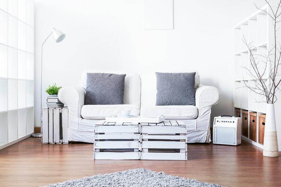 Wie Man Ein Kleines Wohnzimmer Optimal Einrichtet  Moebel von Kleines Wohnzimmer Optimal Einrichten Bild