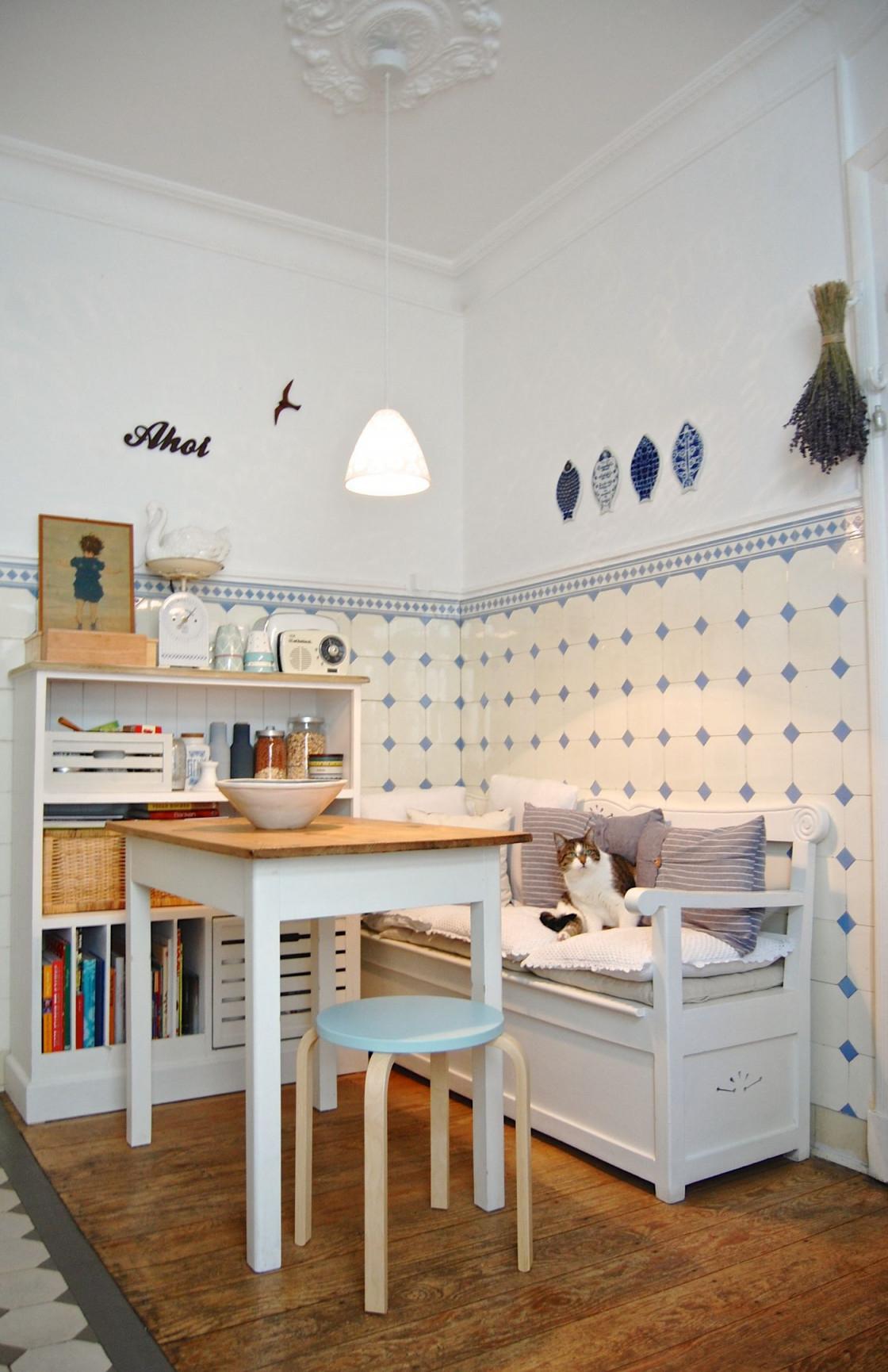 Wohnen Wie Am Meer Maritime Deko Und Einrichtungsideen von Maritime Deko Wohnzimmer Bild
