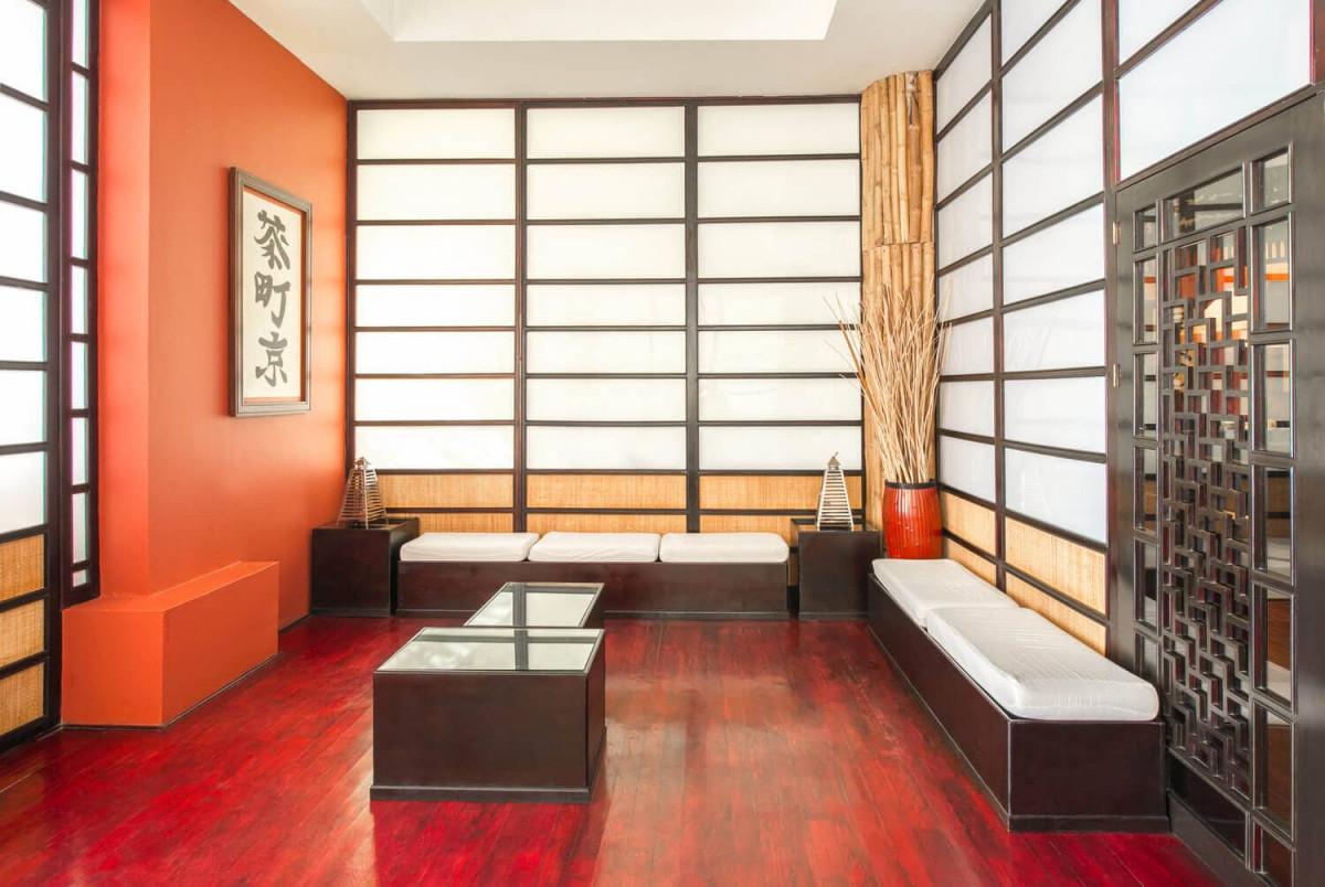 Wohnen Wie In Japan  Heimhelden von Wohnzimmer Japanisch Einrichten Photo