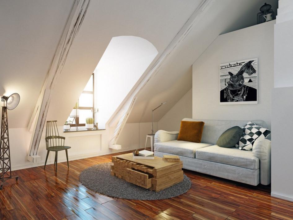 Wohnung Einrichten 9 Ideen Rund Um Farben Materialien Und von Wohnungseinrichtung Ideen Wohnzimmer Bild