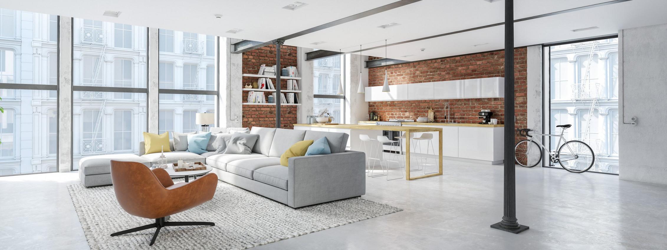 Wohnung Einrichten 9 Ideen Rund Um Farben Materialien Und von Wohnzimmer L Form Einrichten Photo