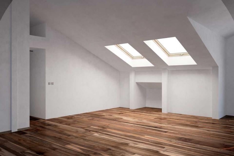 Wohnung Mit Dachschrägen Einrichten  Experto von Wohnzimmer Mit Dachschräge Einrichten Photo