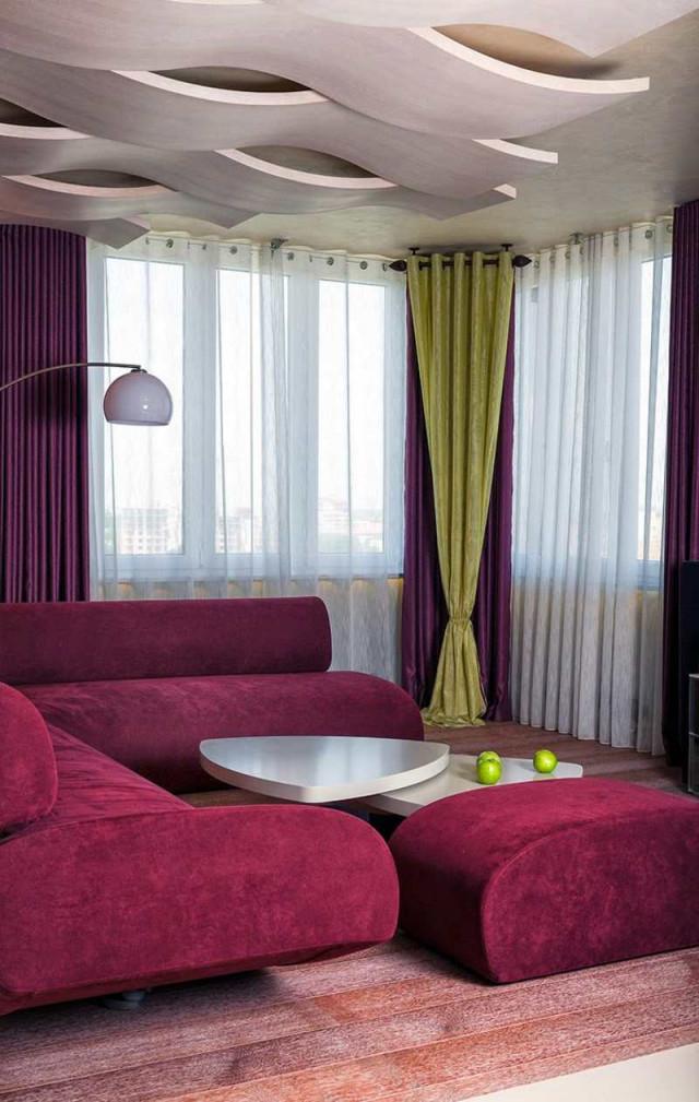 Wohnzimmer Decken Gestalten – Der Raum In Neuem Licht von Wohnzimmer Decken Gestalten Photo