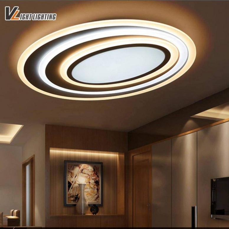 Wohnzimmer Deckenleuchte Modern  Abgehängte Decke Design von Wohnzimmer Deckenlampe Modern Photo
