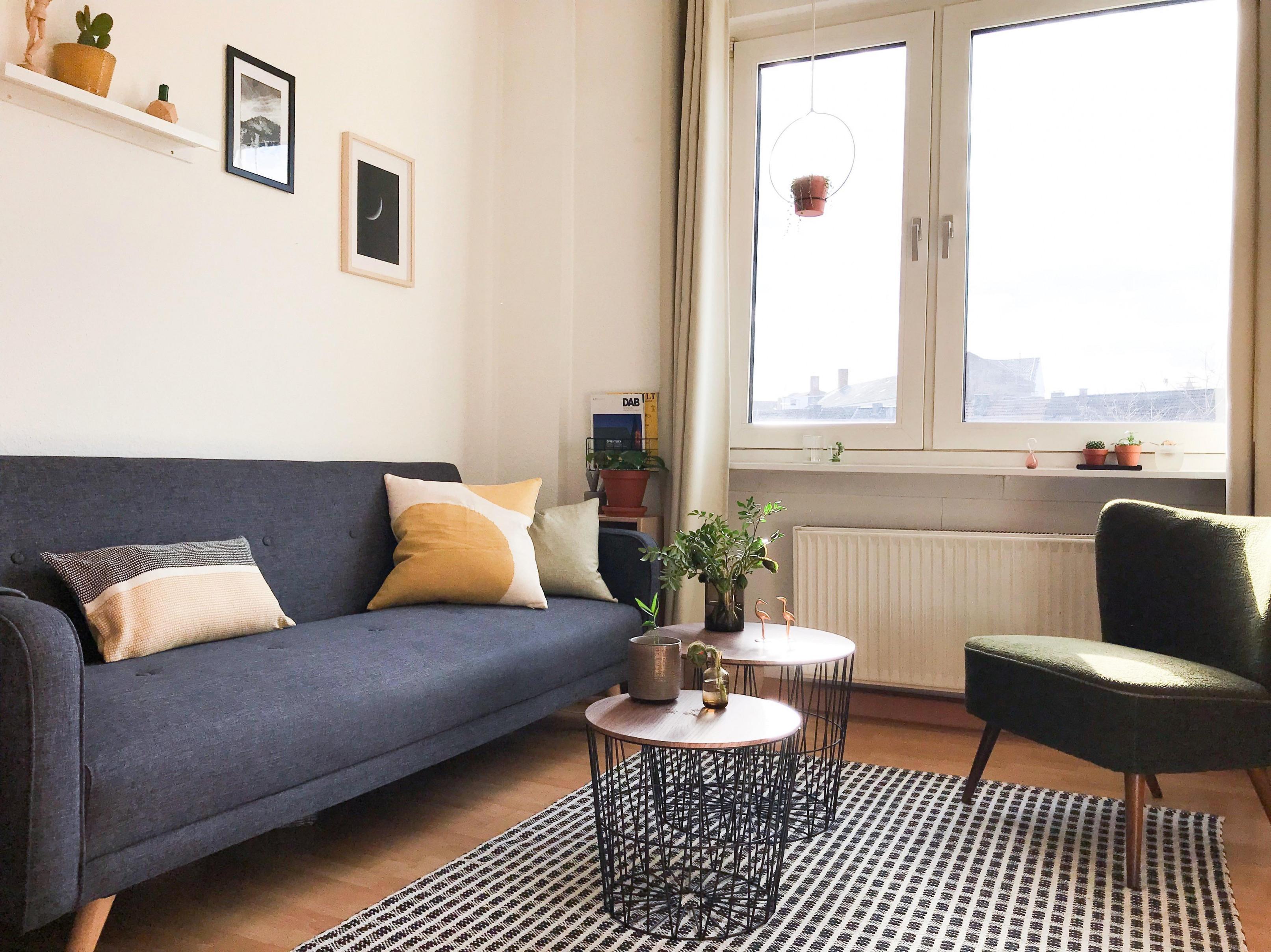 Wohnzimmer Deko Frühling Livingroom Scandi Cou von Deko Frühling Wohnzimmer Photo