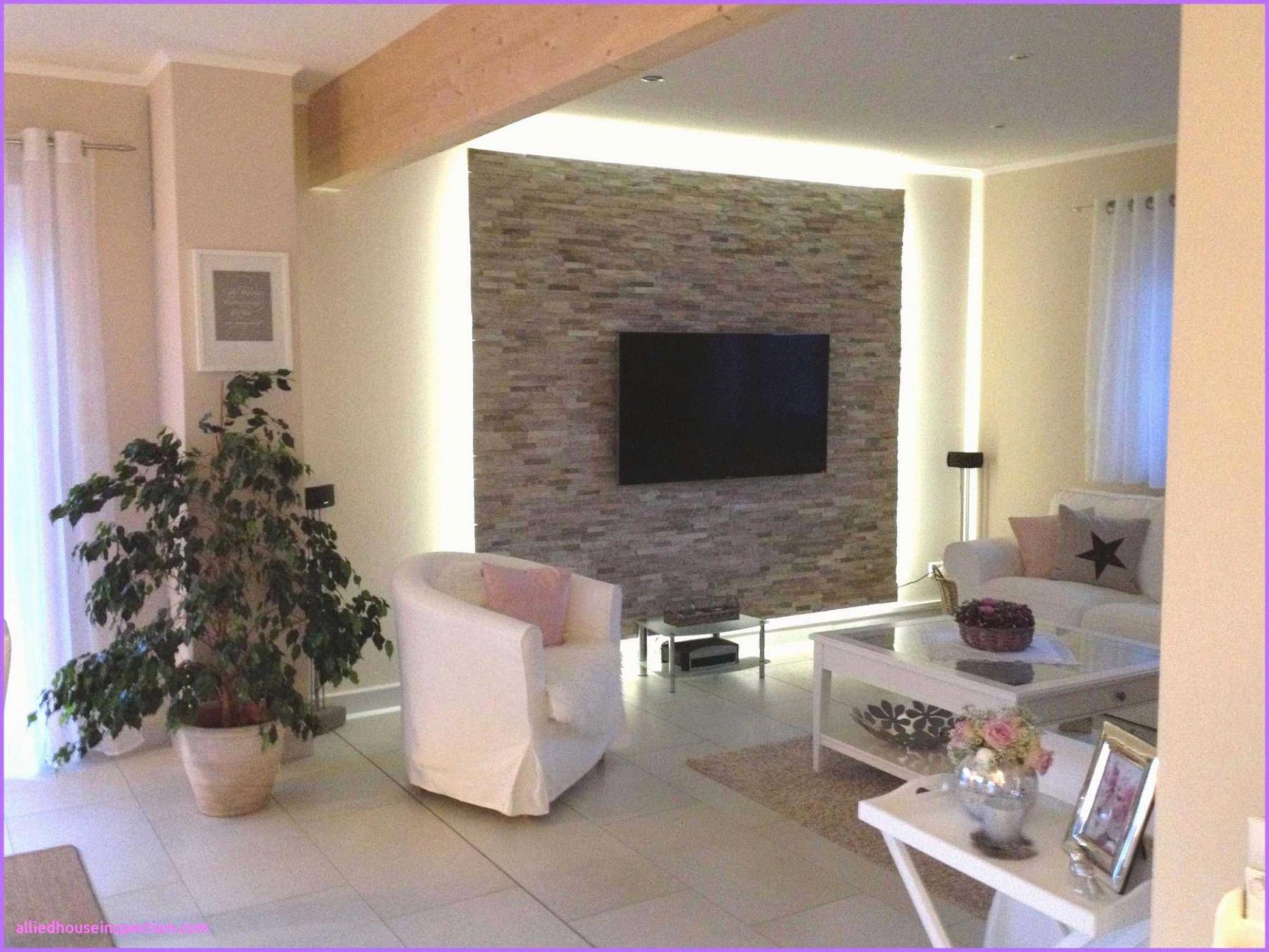 Wohnzimmer Deko Wand  Steinwand Wohnzimmer Wohnzimmer von Wohnzimmer Deko Wand Bild