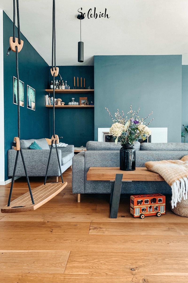 Wohnzimmer Die Schönsten Ideen In 2020  Wohnzimmer Design von Wohnzimmer Ideen Petrol Bild