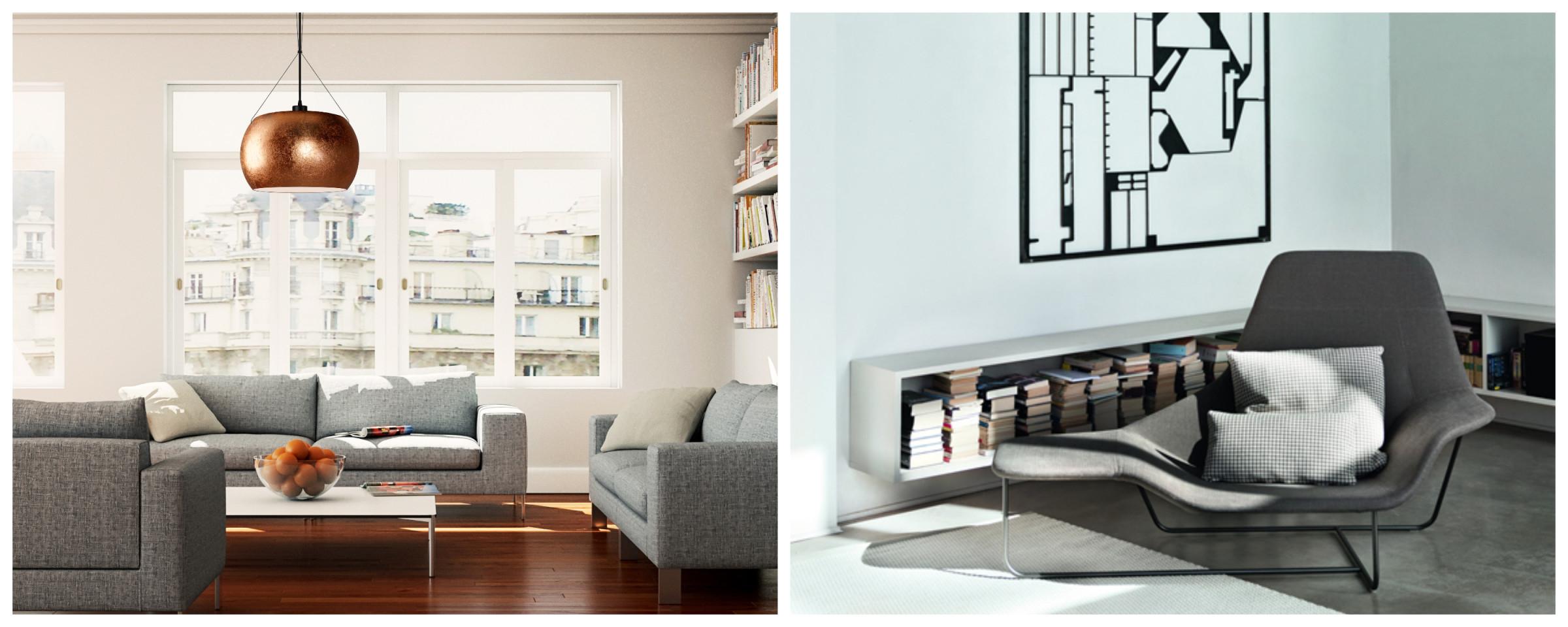 Wohnzimmer Einrichten 6 Tipps Für Mehr Gemütlichkeit von Gemütliches Wohnzimmer Einrichten Bild