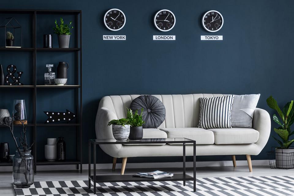 Wohnzimmer Einrichten  Gestalten  22 Ideen Beispiele  Tipps von Wohnzimmer Mit Alten Möbeln Gestalten Bild