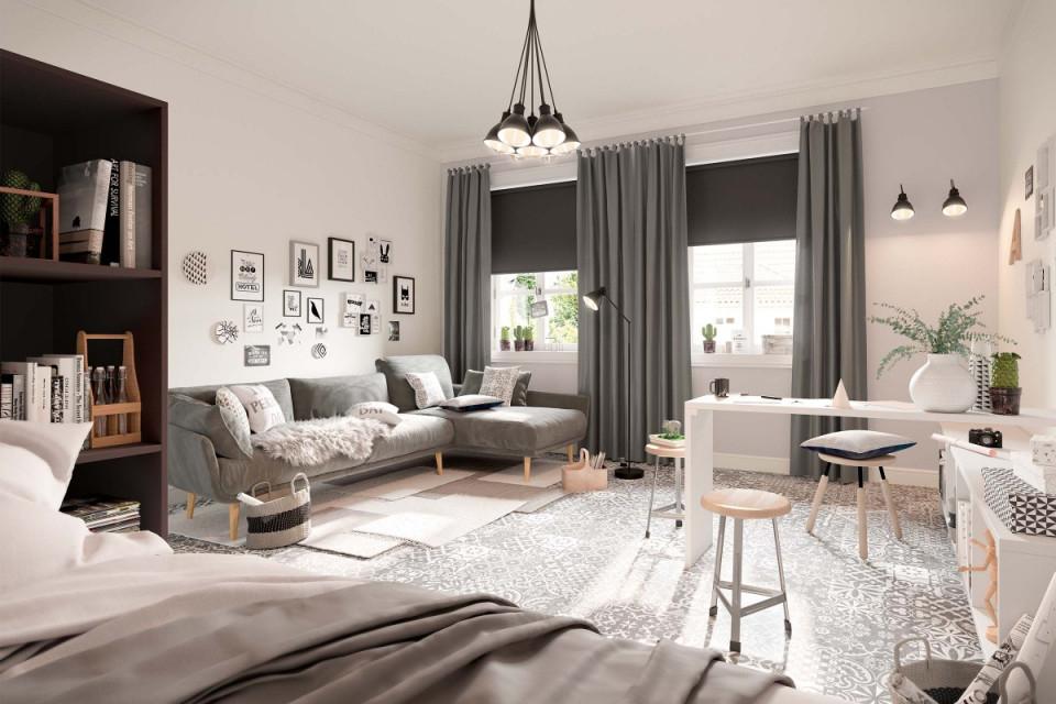 Wohnzimmer Einrichten  Gestalten Mit Hornbach von Wohnraumgestaltung Wohnzimmer Ideen Photo