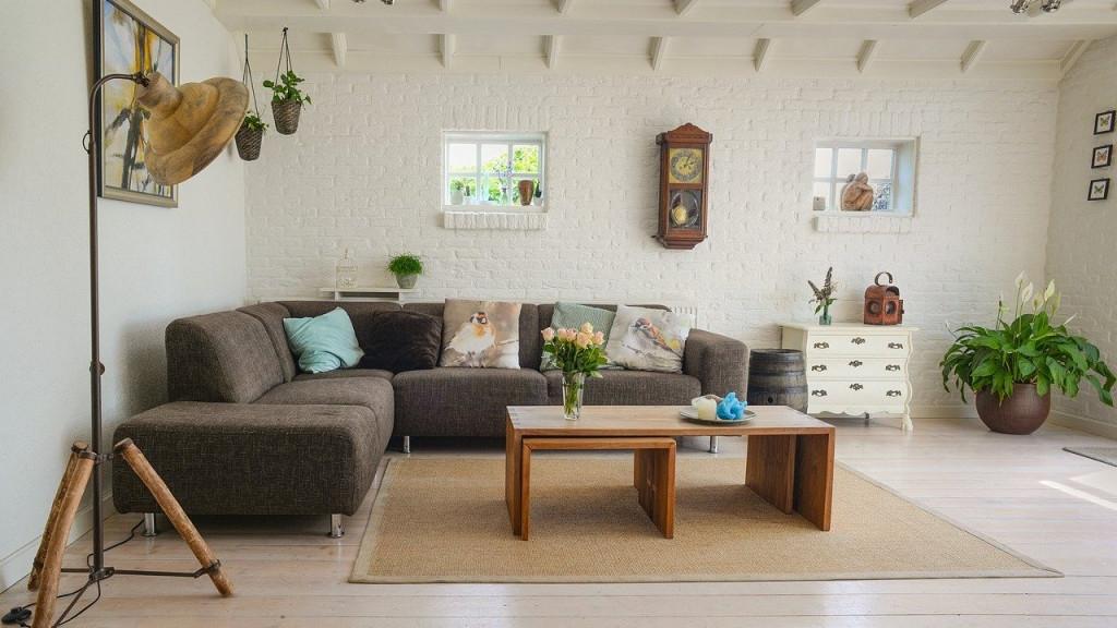 Wohnzimmer Einrichten Nachhaltige Ideen Und Tipps  Utopia von Wohnzimmer Mit Pflanzen Gestalten Bild