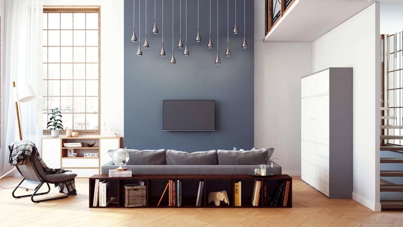 Wohnzimmer Einrichten – So Geht's  Mycs Magazyne von Wohnzimmer Groß Einrichten Bild
