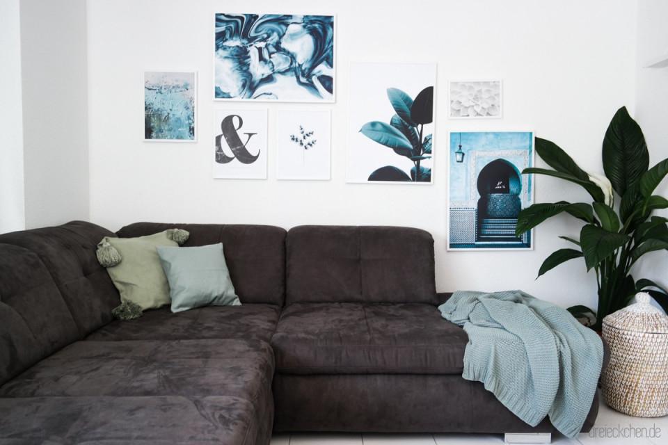 Wohnzimmer Einrichten Und Gemütlich Machen  Inspirationen von Wohnzimmer Gemütlich Gestalten Bild