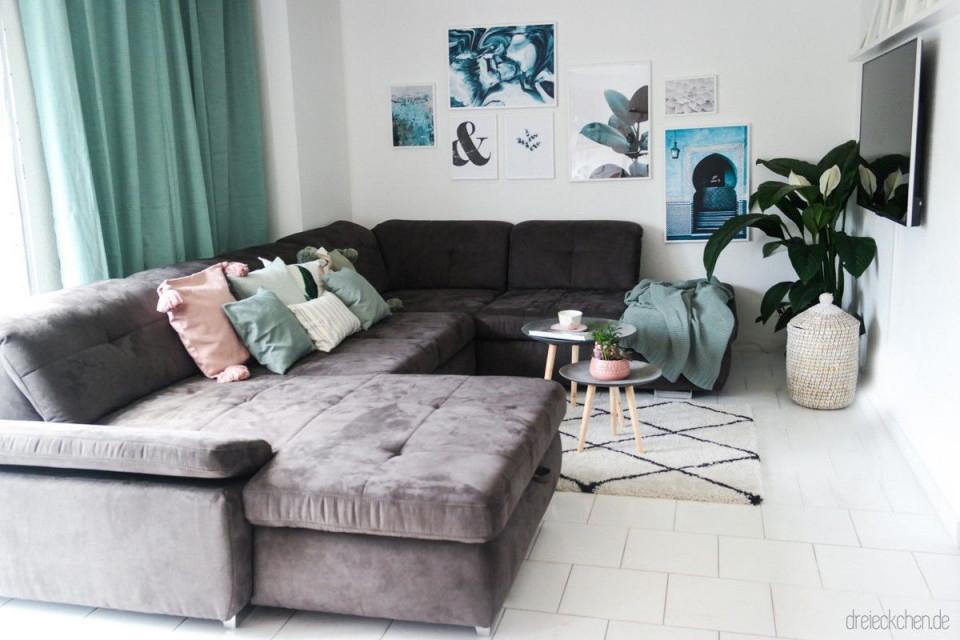 Wohnzimmer Einrichten Und Gemütlich Machen  Wohnzimmer von Wohnzimmer Gemütlich Gestalten Bild