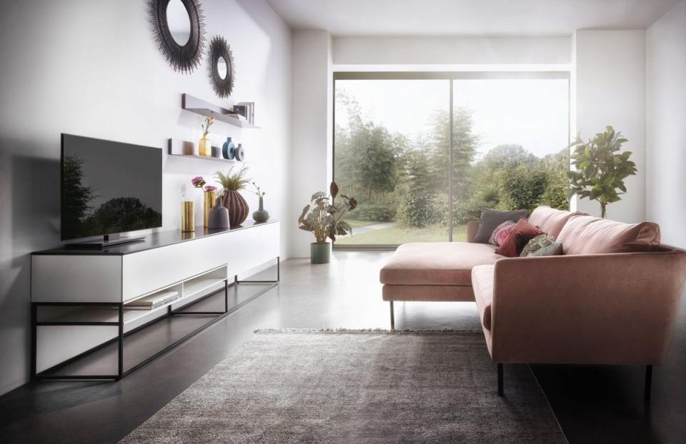Wohnzimmer Elegant Einrichten  Möbel Lenz von Wohnzimmer Elegant Einrichten Bild