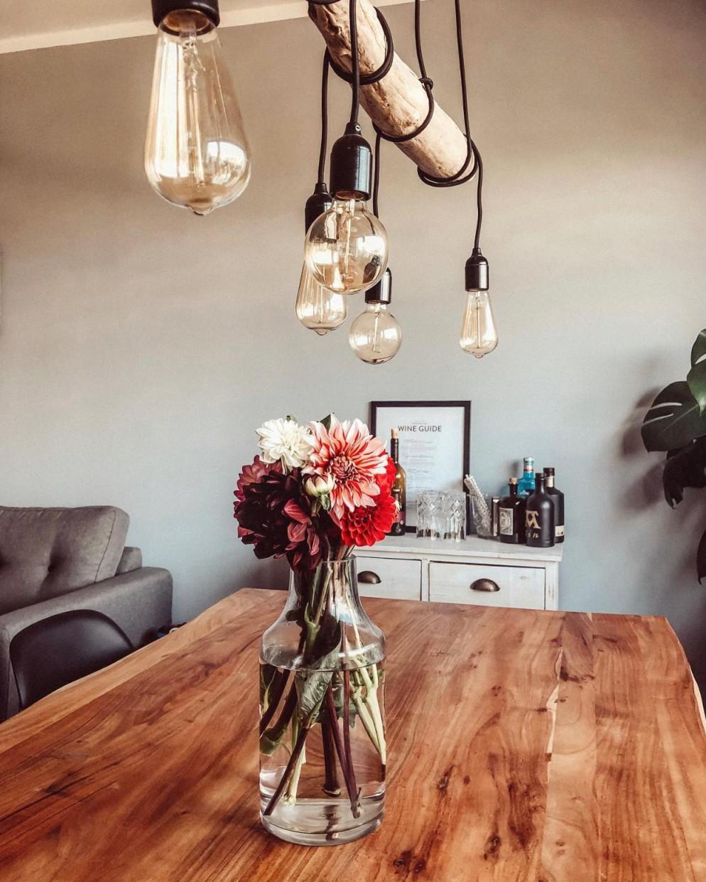 Wohnzimmer Esstisch Lampen – Caseconrad von Diy Wohnzimmer Lampe Bild