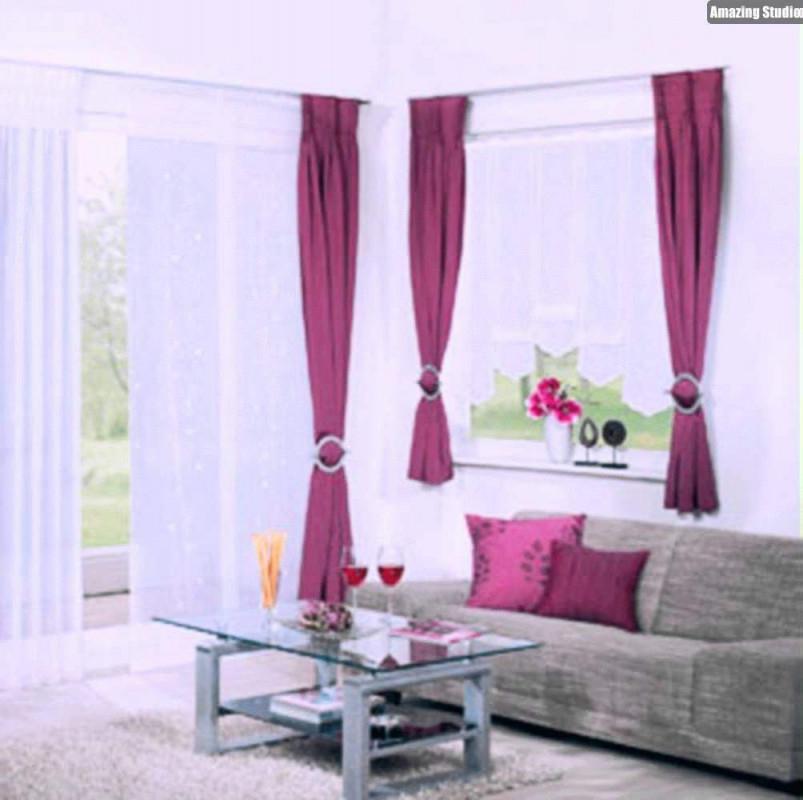 Wohnzimmer Gardinen Mit Balkontür Luxus Wohnzimmer Ideen von Ideen Für Gardinen Im Wohnzimmer Bild
