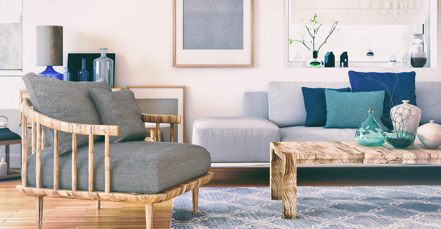 Wohnzimmer Gemütlich Einrichten  8 Schnell Umsetzbare Tipps von Wohnzimmer Mit Sessel Einrichten Bild