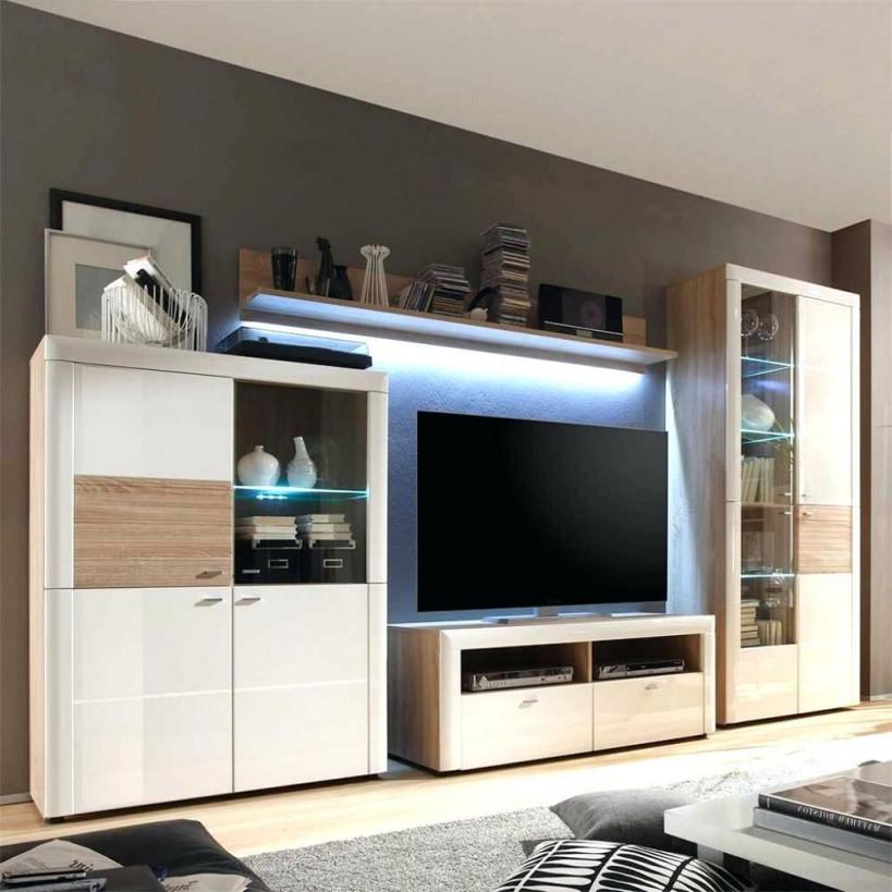 Wohnzimmer Gestalten Ideen Einzigartig Modern Kleine von Wohnzimmer Fernsehwand Gestalten Bild