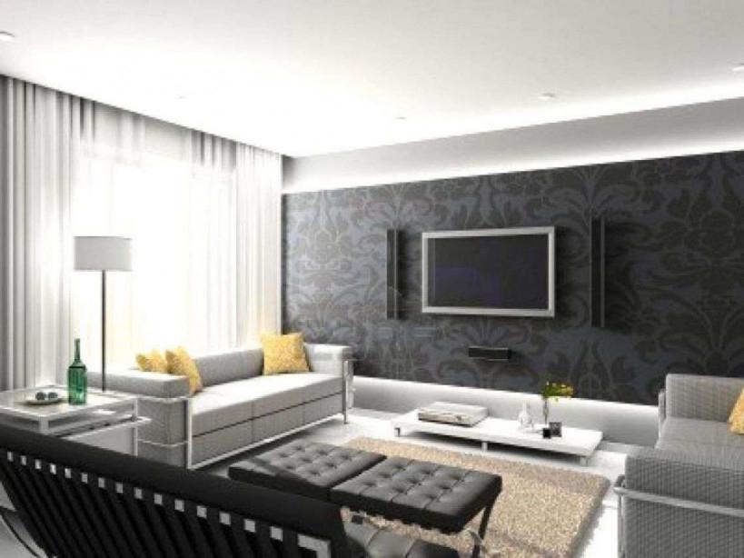 Wohnzimmer Grau Streichen Reizend Perspektive Coole von Wohnzimmer Grau Ideen Bild