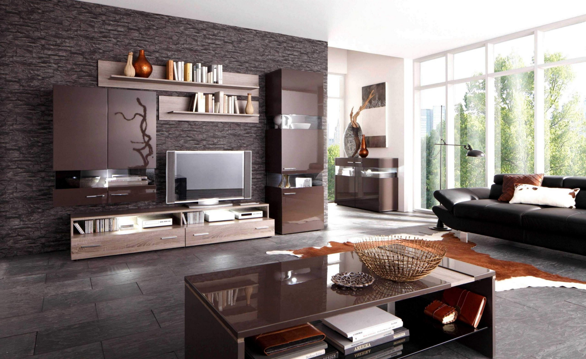 Wohnzimmer Holz Inspirierend Wohnzimmer Ideen Wandgestaltung von Wohnzimmer Holz Ideen Photo