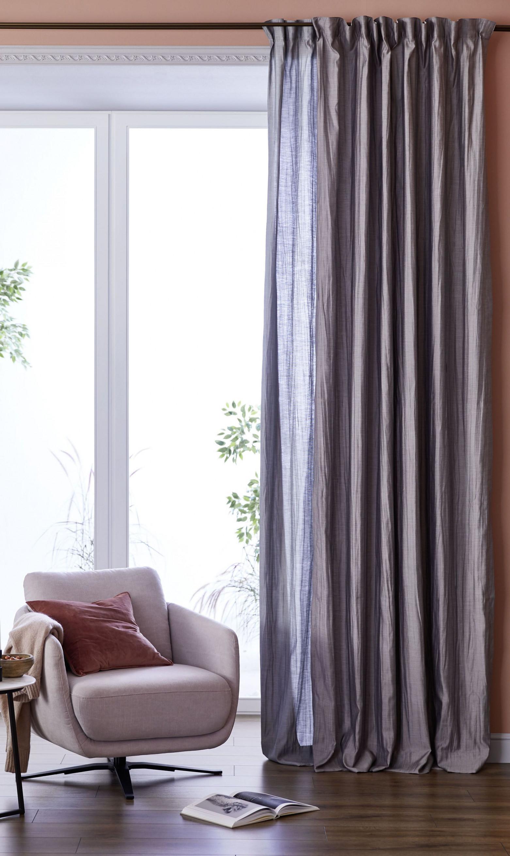 Wohnzimmer Idee Vorhang Gardine Schöner Wohnenkollektion In von Schöner Wohnen Gardinen Wohnzimmer Bild