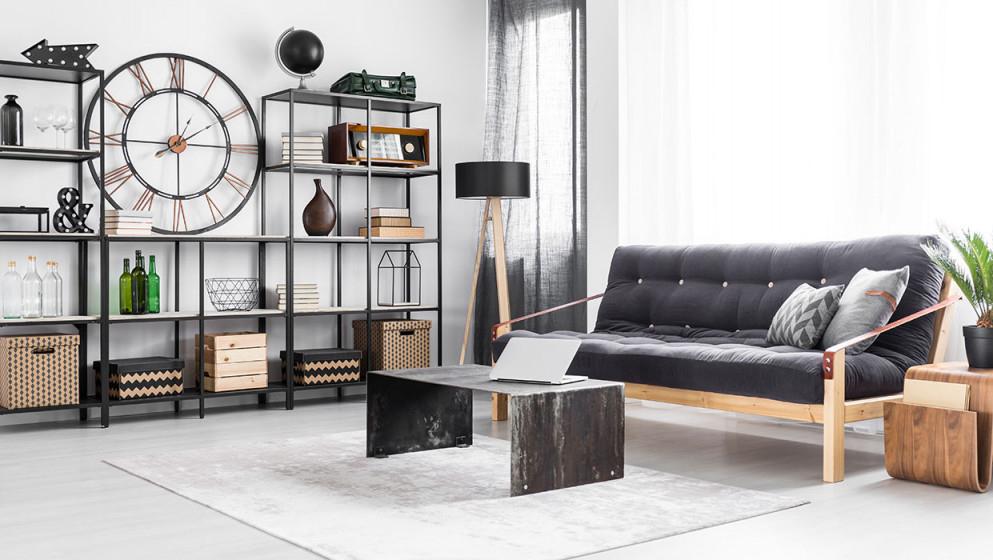 Wohnzimmer Ideen  6 Einrichtungsstile Und Viel Inspiration von Wohnzimmer Stil Ideen Photo
