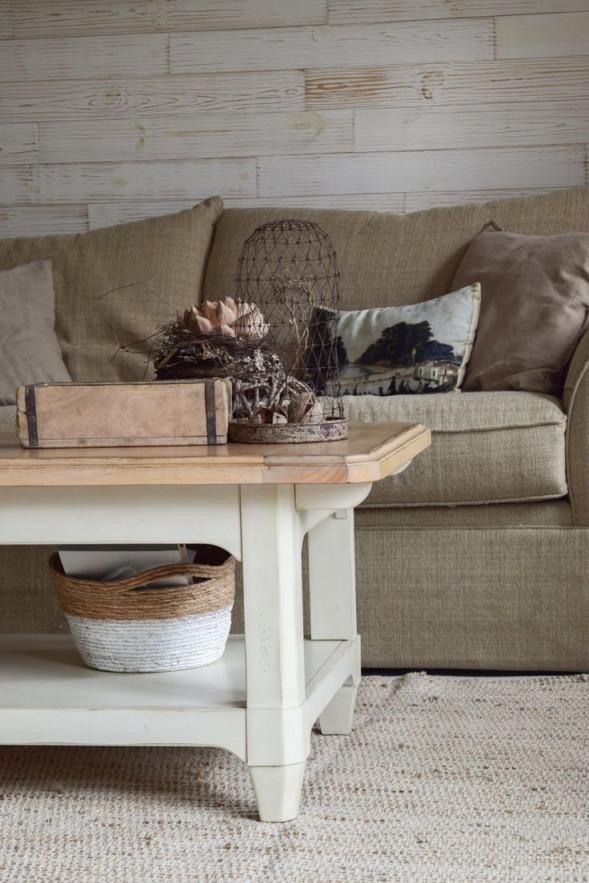 Wohnzimmer Ideen Im Landhaus Stil Einrichten Deko Dekoideen von Deko Für Tisch Wohnzimmer Photo