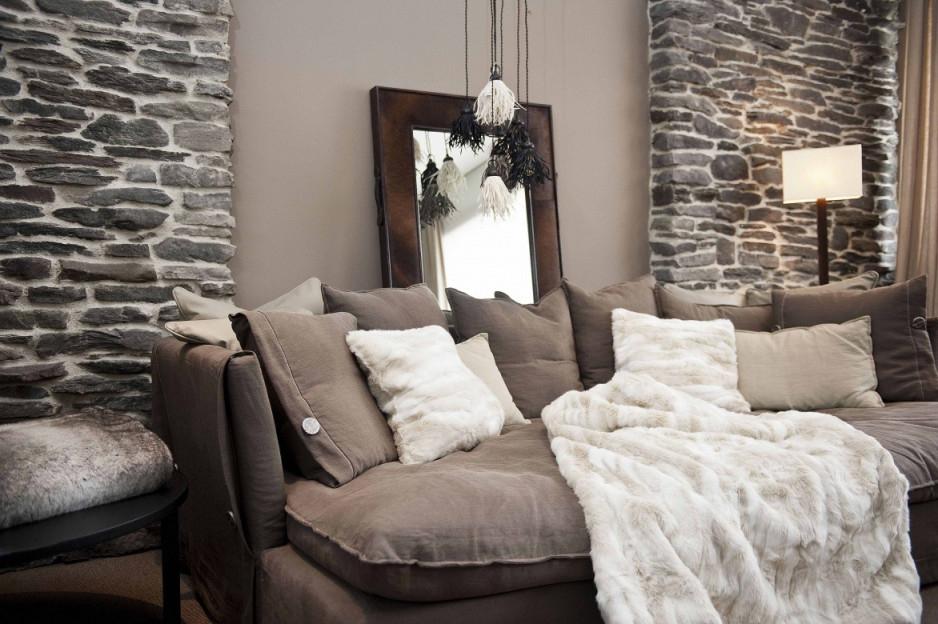 Wohnzimmer Landhaus – Egger's Einrichten von Wohnzimmer Einrichten Landhausstil Bild