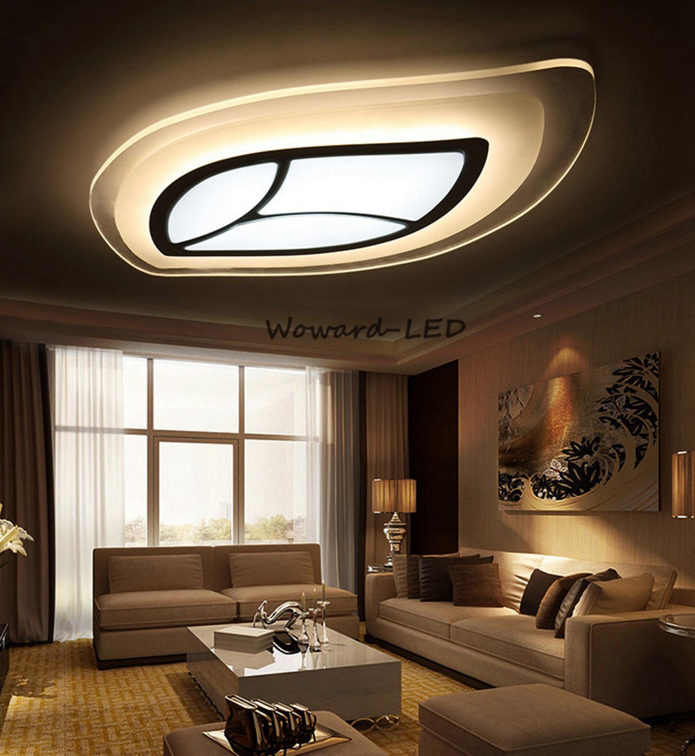 Wohnzimmer Led Deckenlampe Ideen von Led Wohnzimmer Deckenlampe Photo