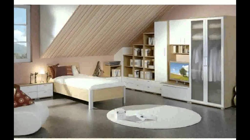 Wohnzimmer Mit Dachschräge Ideen  Youtube von Wohnzimmer Ideen Dachschräge Photo