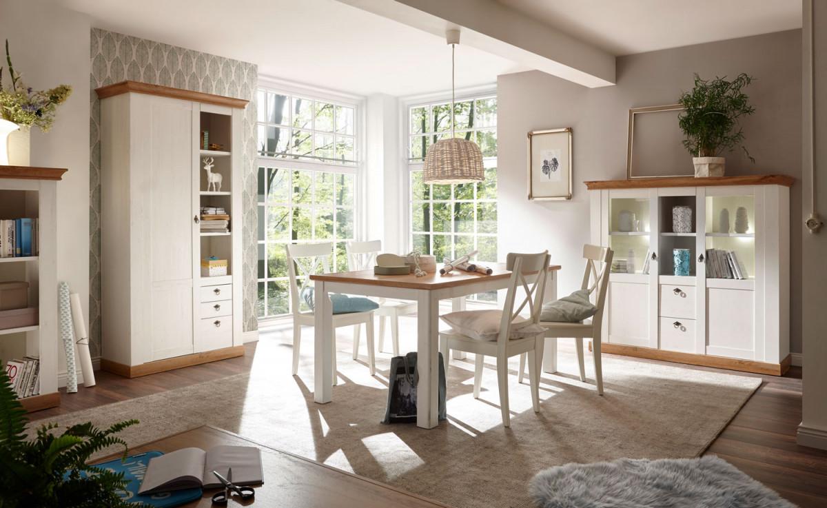 Wohnzimmer Mit Esstisch Einrichten – Caseconrad von Wohnzimmer Mit Essecke Einrichten Bild