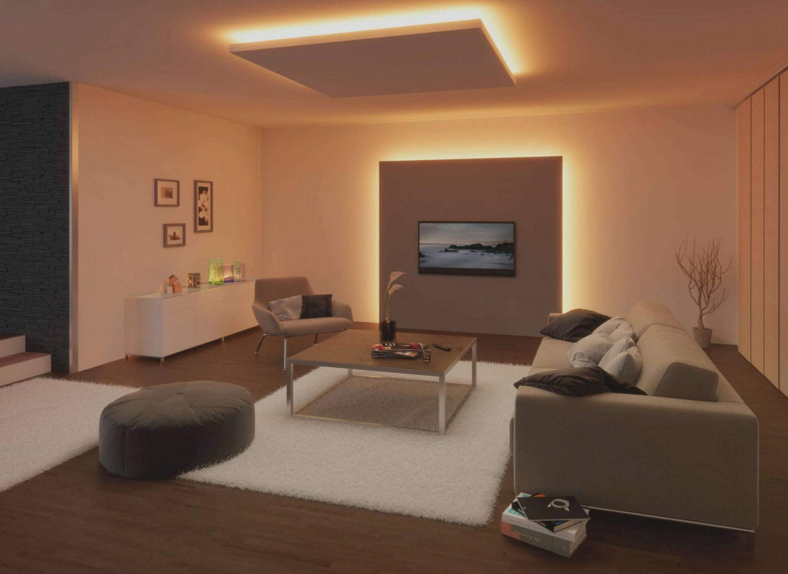 Wohnzimmer Mit Kamin Und Fernseher Neu Deko Wand Wohnzimmer von Deko Für Wand Wohnzimmer Bild