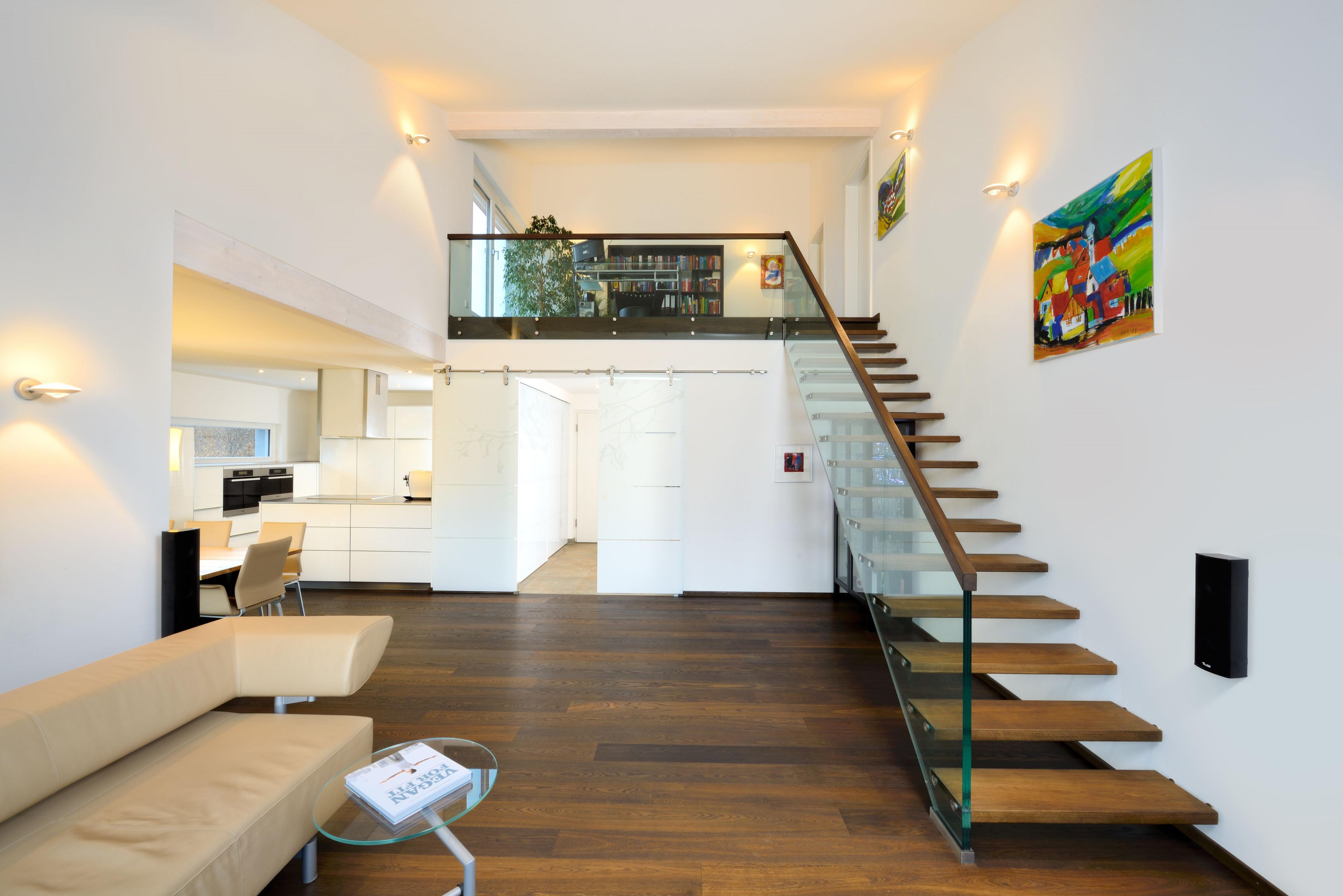 Wohnzimmer Mit Treppe Einrichten  Home Home Decor House von Wohnzimmer Mit Treppe Einrichten Photo