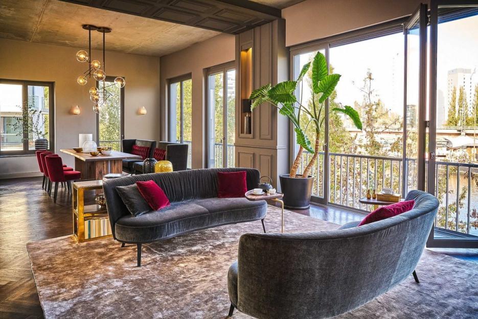 Wohnzimmer Modern – Egger's Einrichten von Wohnzimmer Einrichten Ideen Modern Bild