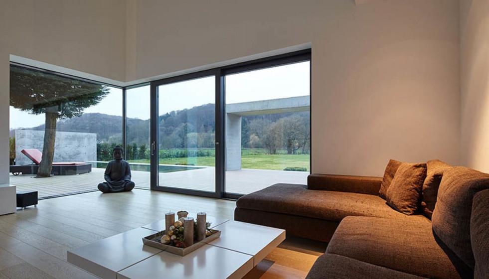 Wohnzimmer Moderne Wohnzimmer Von Wirgesklein Architekten von Bilder Modern Für Wohnzimmer Bild