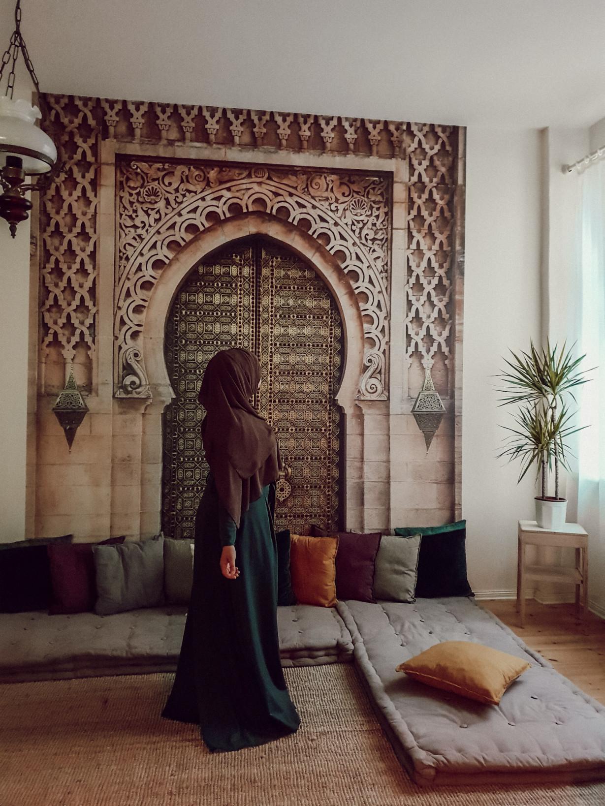 Wohnzimmer Orientalisch Einrichten – Orientblicke von Bilder Wohnzimmer Orientalisch Bild