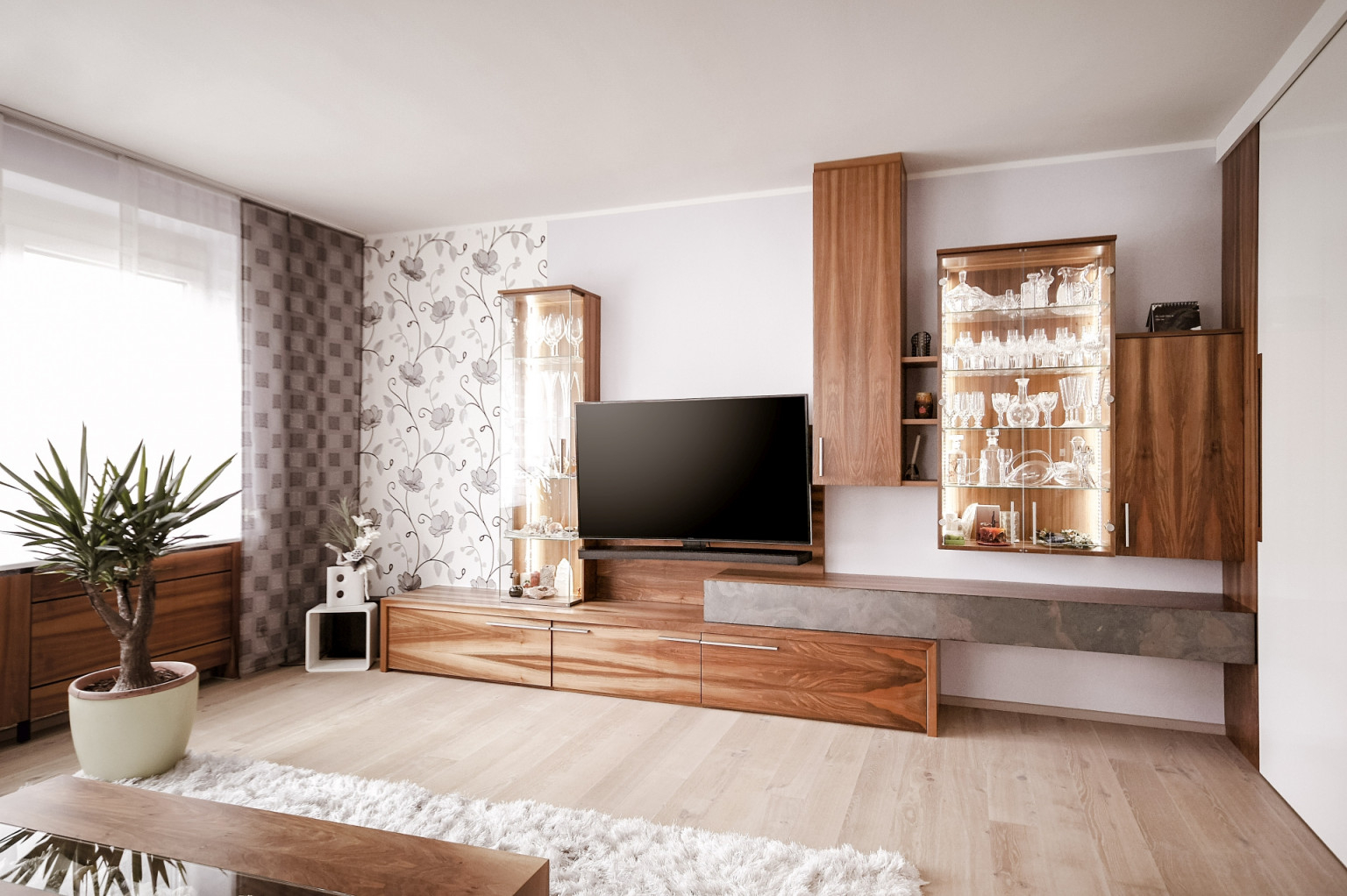 Wohnzimmer Planen  Einrichten  Böhm Möbel  Freistadt von Bilder Vom Wohnzimmer Photo