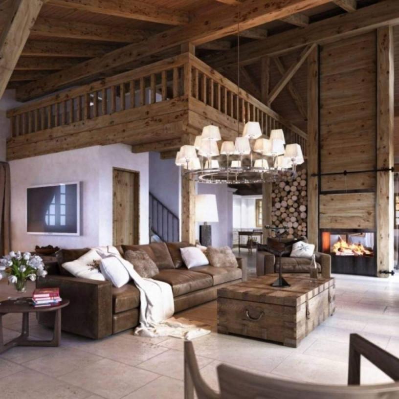 Wohnzimmer Rustikal Einzigartig Luxus Wohnzimmer Rustikal von Rustikale Moderne Wohnzimmer Bild