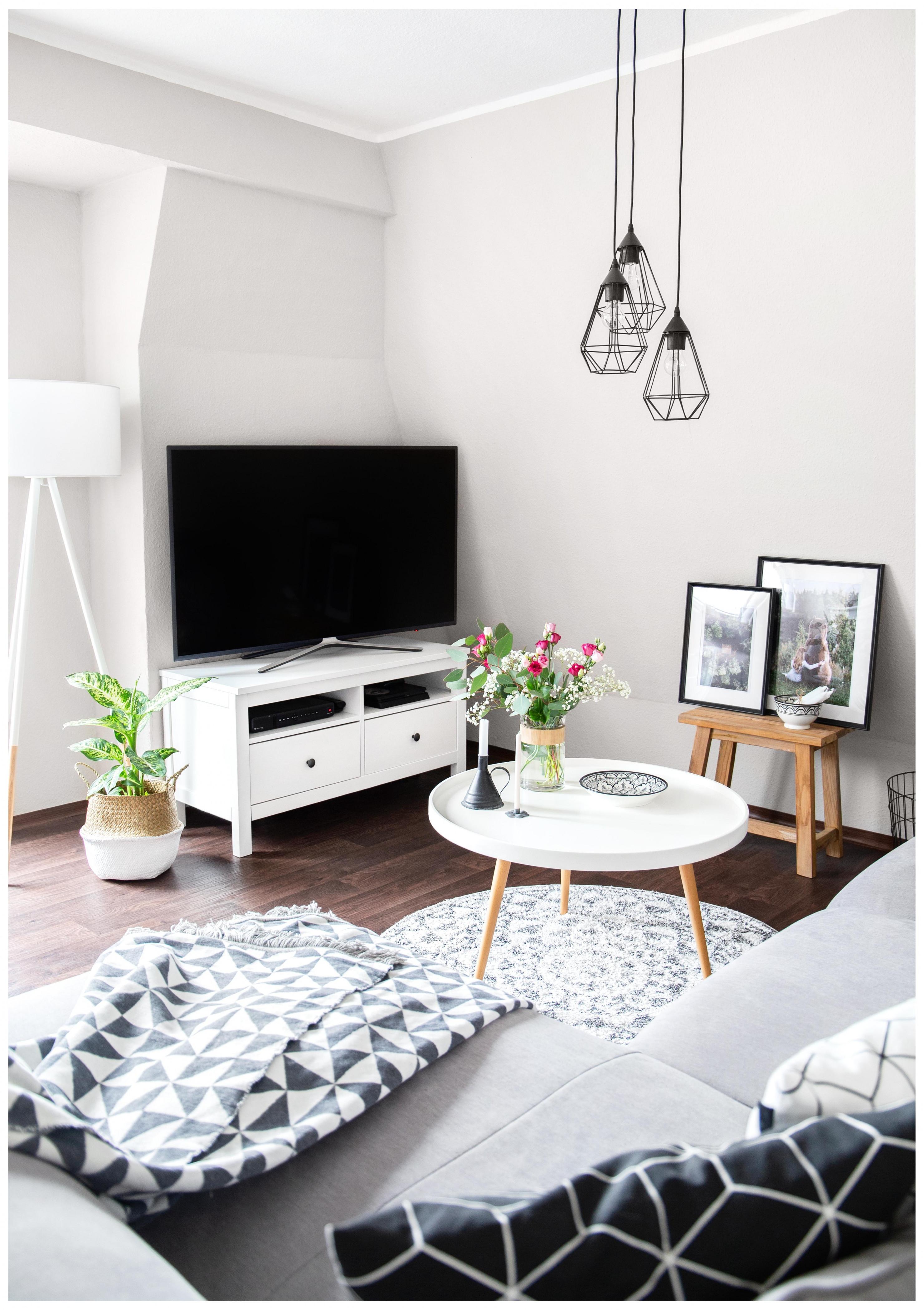 Wohnzimmer Skandinavische Deko – Caseconrad von Skandinavische Deko Wohnzimmer Bild