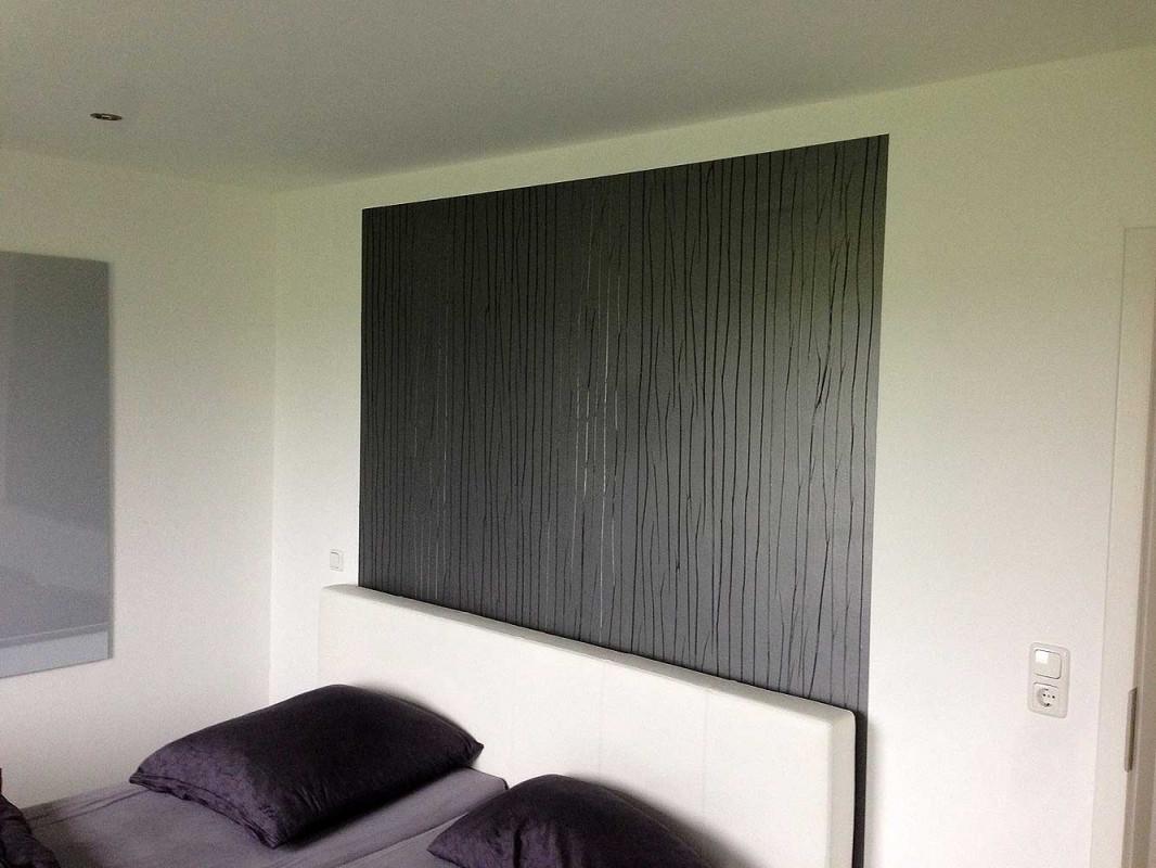 Wohnzimmer Tapete Grau Tipps von Tapeten Wohnzimmer Modern Grau Bild