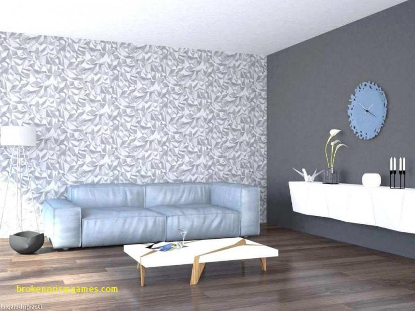 Wohnzimmer Tapeten Ideen Grau – Caseconrad von Tapeten Ideen Wohnzimmer Grau Bild
