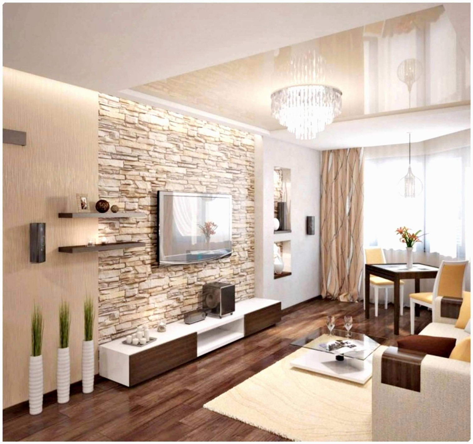 Wohnzimmer Tapeten Ideen Modern Elegant Elegante Tapeten von Ideen Für Wohnzimmer Tapeten Bild