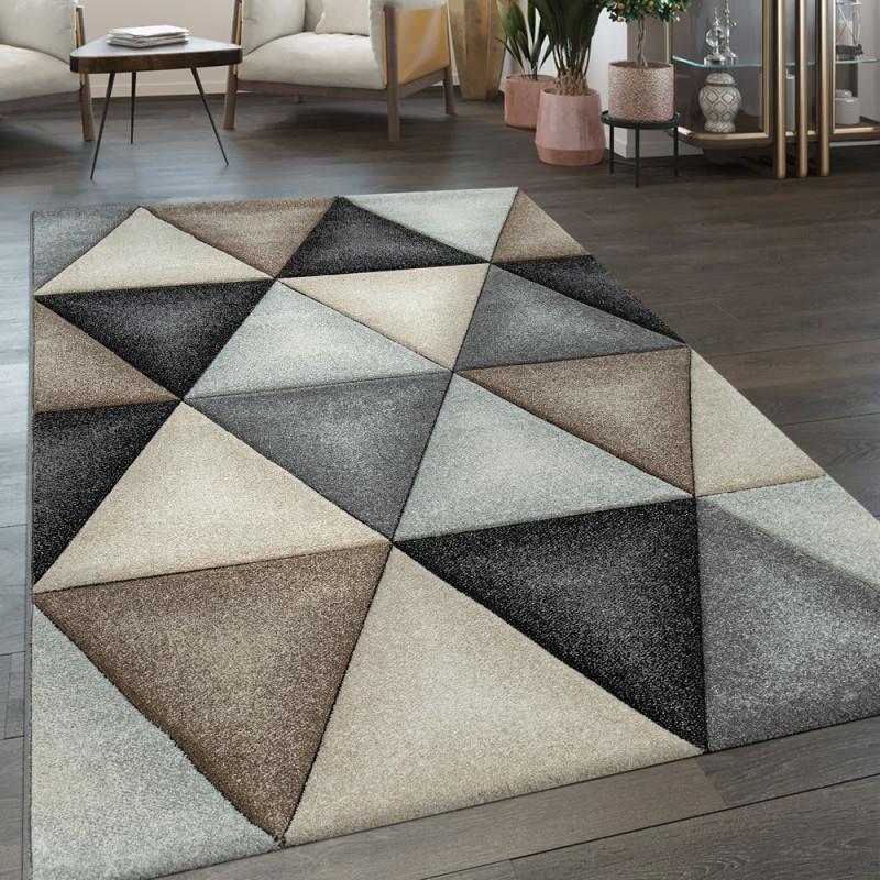 Wohnzimmer Teppich Skandinavisch Rauten Muster von Teppich Wohnzimmer Skandinavisch Photo