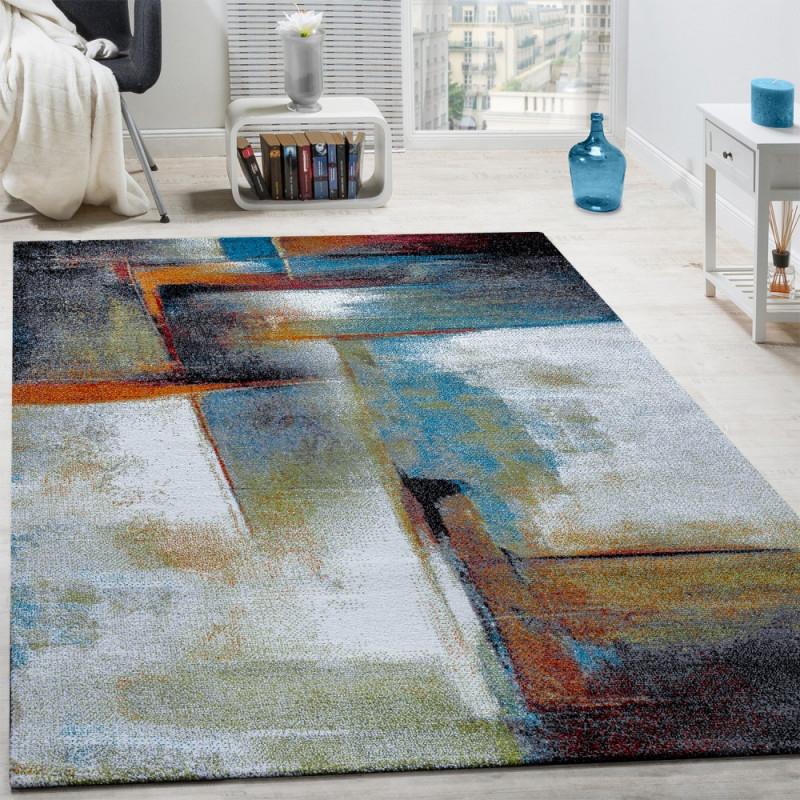 Wohnzimmer Teppich Trendig Multi von Wohnzimmer Teppich Modern Photo