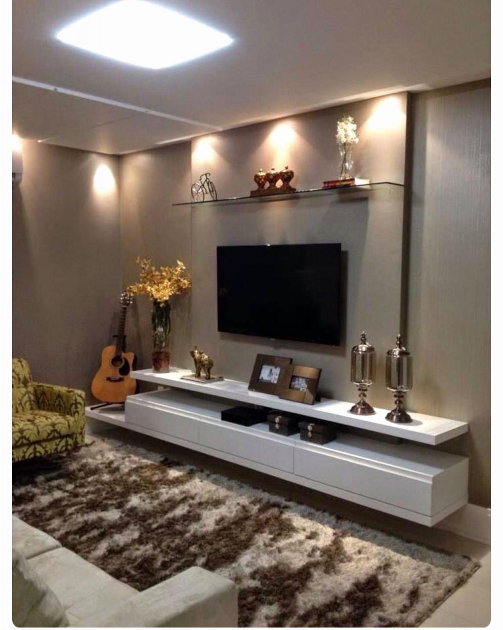 Wohnzimmer Tv Wand Ideen Inspirierend Pin Von Marcia Muller von Wohnzimmer Ideen Wände Bild